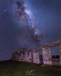 Coal Mine Milky Way